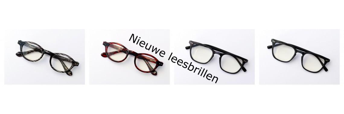 Nieuwe leesbrillen